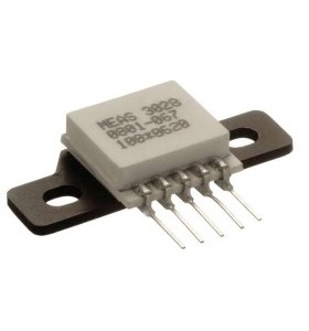 Embedded DC Responsive Accelerometers