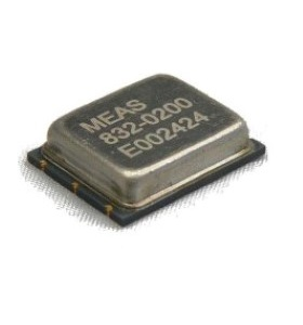 Embedded Piezo Electric Accelerometers